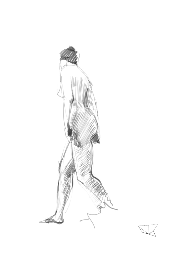 Sketches Woman 01