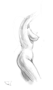 Sketches Woman 03