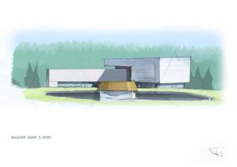 V05 Ansicht A4 Skizze W