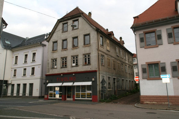 Existing building